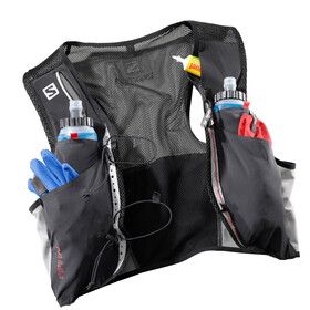 Salomon S/Lab Sense 2 Bag Set Black/Racing Red